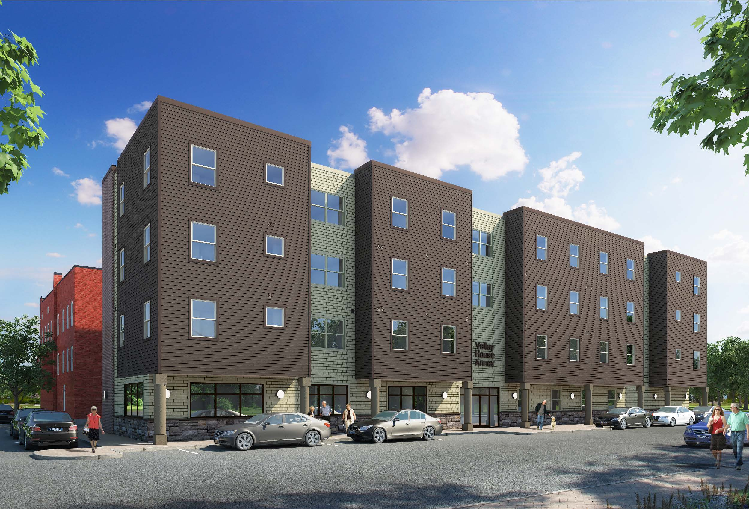 Valley House Flats | 451 Progress Street, Brookville, IN