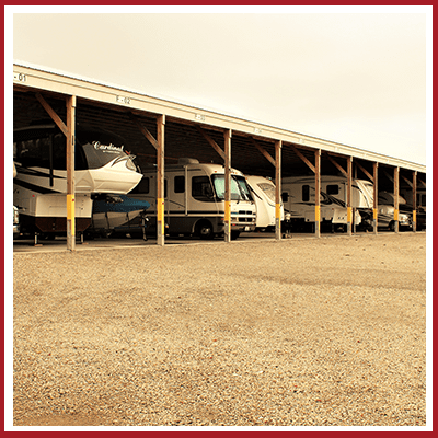 Kings Luxury RV Storage